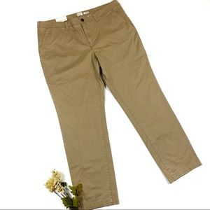 ☕️5/$25 Target A New Day Mid Rise Chino Pants 16